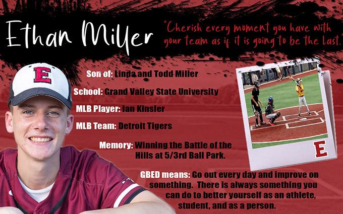 Ethan Miller Senior