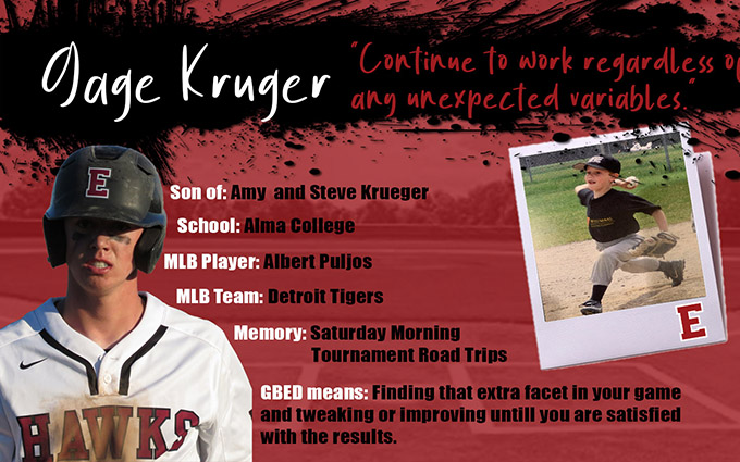 Gage Krueger Senior