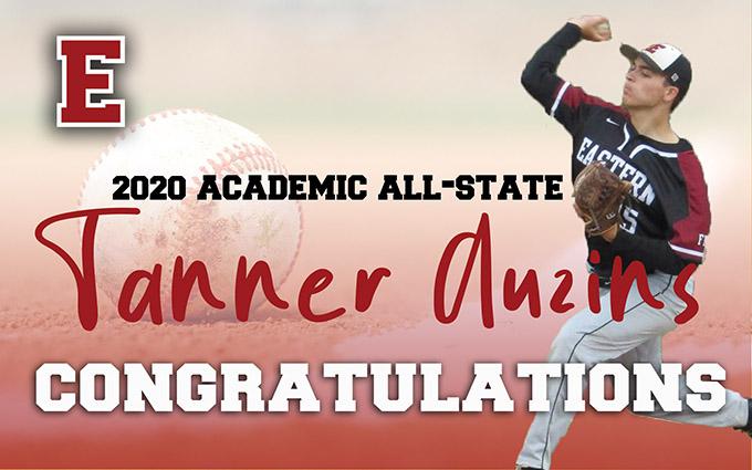Tanner Auzins Academic